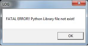 fatal-error-python-library-file-not-exist